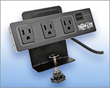 Tripp Lite's New Surge Protectors Add Outlets and USB Ports to Reception Areas, Hotel Rooms and Other Public Areas