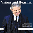 Mediaplanet Announces Collaboration with Andrea Bocelli, Soledad O'Brien, Hearing Health Foundation, and Many More in Their new Vision and Hearing Campaign.