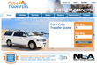Cabo Transfers Website