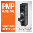 PMP Series of Proportional Controllers, a Multi-Function Complement for NOVA22 Solid State Relays Now Available