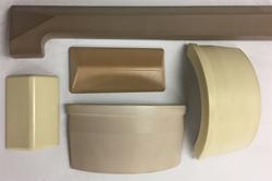 LAST-A-FOAM Rigid Foam Molded Parts