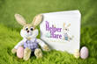 The Helper Hare™ An Easter Tradition Plus Toy & Book