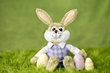 The Helper Hare™ An Easter Tradition Plush Toy