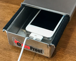 EfireProof Safety Box