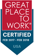 Maven Wave Certified as a Great Place to Work®