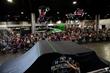 Monster Energy's Mike Varga at the Toyota BMX Triple Challenge Event in Atlanta, GA