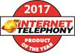 Senet Receives 2017 INTERNET TELEPHONY Product of the Year Award