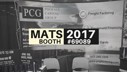 PCG at MATS, win a Yeti at booth #69089 in West Wing.
