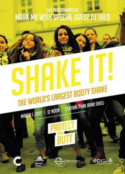 March 1st - Booty Shake - Important Information