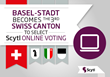 The Canton of Basel-Stadt Selects Scytl Technology for Secure and Verifiable Online Voting