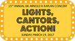 15th Annual Dr. Arnold H. Kaplan Memorial Concert: Lights, Cantors, Action!