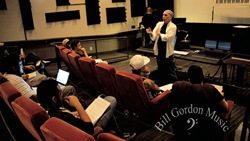 Bill Gordon Music Book and Workshops