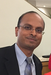 Shyam Potta, Director of Product Management