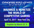 Cynopsis World eSports Summit Unites Top Marketers, Brands, Owners & Publishers