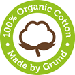 Grund 100% Organic Cotton Bath Towels and Rugs