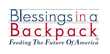 Blessings in a Backpack -  Feeding the Future of America
