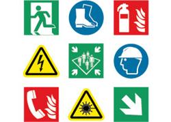 ISO symbols