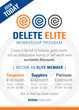 The Delete Elite Membership Program
