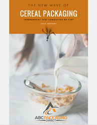 Cereal Packaging Report by StandUpPouches.net