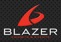 Blazer Exhibits logo