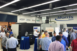 Morris South Southern Tech Fest, CNC Machinery Open House in Huntsville Alabama
