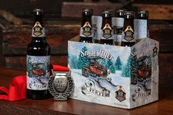 Snow Flyer H.C. Porter from Rusty Rail Brewing Company - Silver Medal winner at the 2017 Best of Craft Beer Awards.