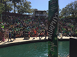 Harp & Shamrock Irish Music Festival on San Antonio River Walk