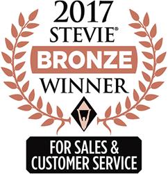 SmartLinx Solutions Wins Bronze Stevie® Award