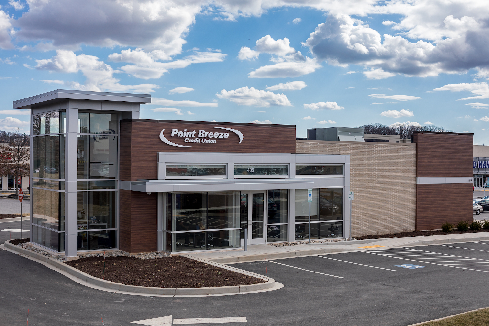 point breeze credit union celebrates  opening    westminster office