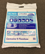 Floodsax instant sandless inflatable sandbag alternative 5 pack
