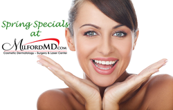 Big savings on skin tightening treatments Thermage, Venus Freeze and ThermiTight.