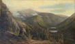 Edward Hill's Panoramic View of the Mount Washington Valley Realized $16,940.