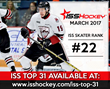 ISS Hockey Releases ISS Top 31 For March, Rankings of Top Prospects For 2017 NHL Draft