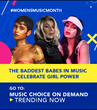 Music Choice Declares March Women's Music Month