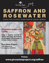 Saffron and Rosewater