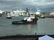 Designed by Jensen, First Tier IV, SCR Tugboat in America is Christened