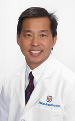 Dr. Clifford Char of Allied Anesthesia