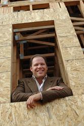 Brent McCaffrey, president of McCaffrey Homes of Fresno, California
