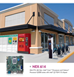 Kiosks Get Smarter and More Engaging with Latest Motherboard from NEXCOM