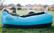 WindPouch Lite™ Seaside Blue Inflatable Hammock Air Lounger