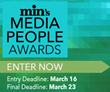 min's Media People Awards Final Entry Deadline Is This Thursday, March 23