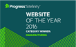 Softway Wins Progress Sitefinity Website of the Year Award for Goodman
