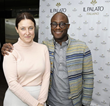 Academy Award Winner Producer Adele Romanski and Director Barry Jenkins (Moonlight) experienced the spirit of Italian cooking by Chef Sinisgalli.