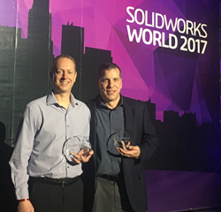Fisher Unitech Awarded SOLIDWORKS Elite Club for Outstanding Sales and Support