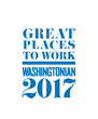 InCadence Strategic Solutions a Three-Time Winner of Washingtonian's 50 Great Places to Work
