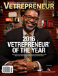 2016 Vetrepreneur of the Year Cover