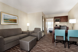Embassy Suites by Hilton Lompoc Central Coast Renovated Suite