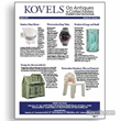 Kovels on Antiques & Collectibles March 2017 Newsletter Available