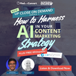 Find and Convert Announces Podcast Series on How Marketers Can Use Artificial Intelligence in Content Marketing