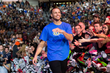 NBA All-star Steph Curry Unites with Liberty University Students and Alumni to Collect Sneakers for Africa